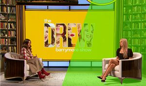 CBS VFX brings guests together for <I>The Drew Barrymore Show</I>