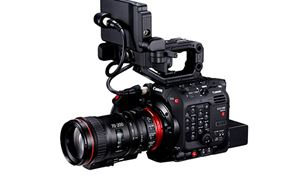 Canon introduces C300 Mark III Super 35mm camera