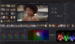 DaVinci Resolve 17 in public beta; Speed Editor debuts