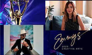 Emmys: Winners from Day 1 of the Creative Arts Emmy Awards