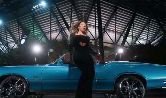 Music Video: Mariah Carey — <I>Save The Day</I>