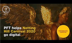 PFT employs remote post technologies for Notting Hill Carnival