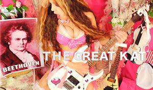 Music Video: The Great Kat — <I>Beethoven Mosh 2</I>