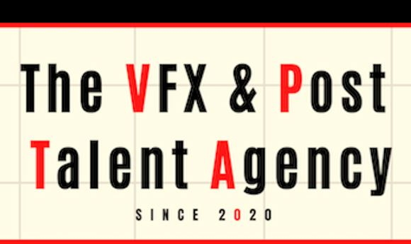 New agency represents VFX & post talent