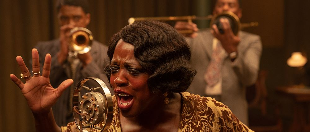 Filmmaking: <I>Ma Rainey's Black Bottom</I>