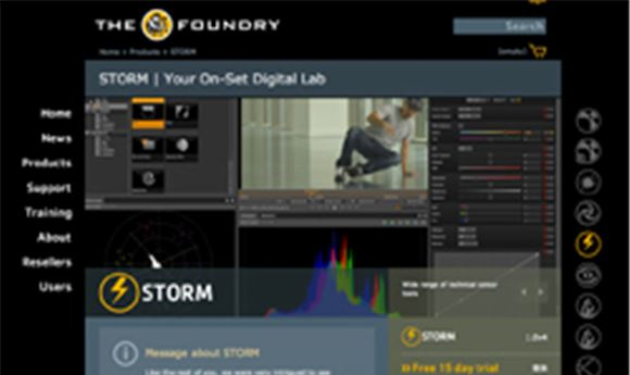 The Foundry stops Storm development