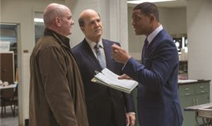 Director's Chair: Peter Landesman - 'Concussion'