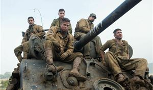 'Fury': Editor Dody Dorn on working with director David Ayer