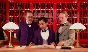 Wes Anderson's 'Grand Budapest Hotel'