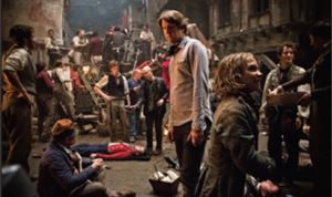 Director's Chair: Tom Hooper — 'Les Miserables'