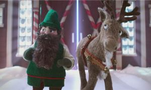 Re:Think recreates holiday magic for Philips Norelco