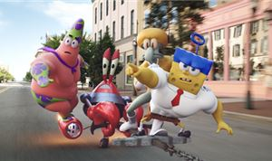 Animation: Iloura brings 'Spongebob' crew to life